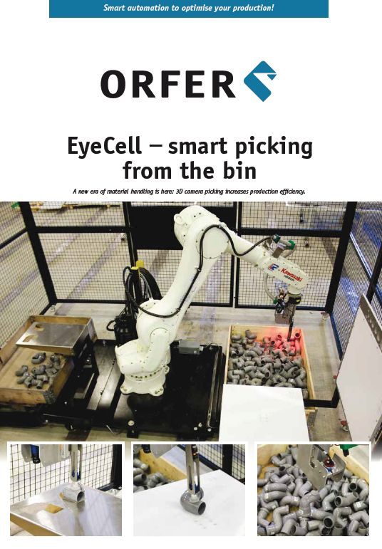 EyeCell - Smart picking from the bin