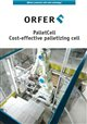 PalletCell - Cost effective palletizing cell
